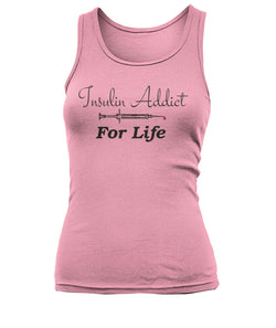 Insulin Addict Women's Tank Tops