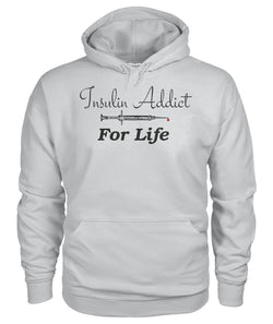 Insulin Addict Hoodies