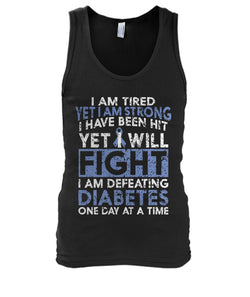 I Am Tired Yet I Am Strong