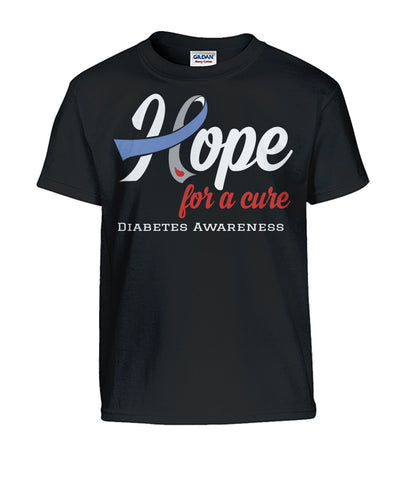 Hope For A Cure Youth Shirts