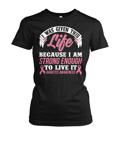 I Was Given This Life Women's T-Shirts