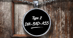Type 2 Dia-Bad-Ass Necklace