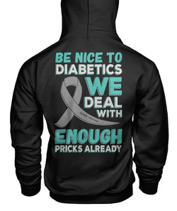 Be Nice To Diabetics!!
