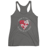 Painting the Roses Red women's tank