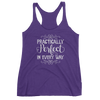 Practically Perfect In Every Way women's tank top!