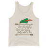 Oo-de-lally, Golly what a Day! unisex tank