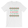 Have Yourself A Mickey Little Christmas Ugly Sweater