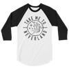 Take Me To Neverland Raglan
