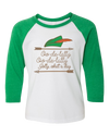 Oo-De-Lally Youth Raglan