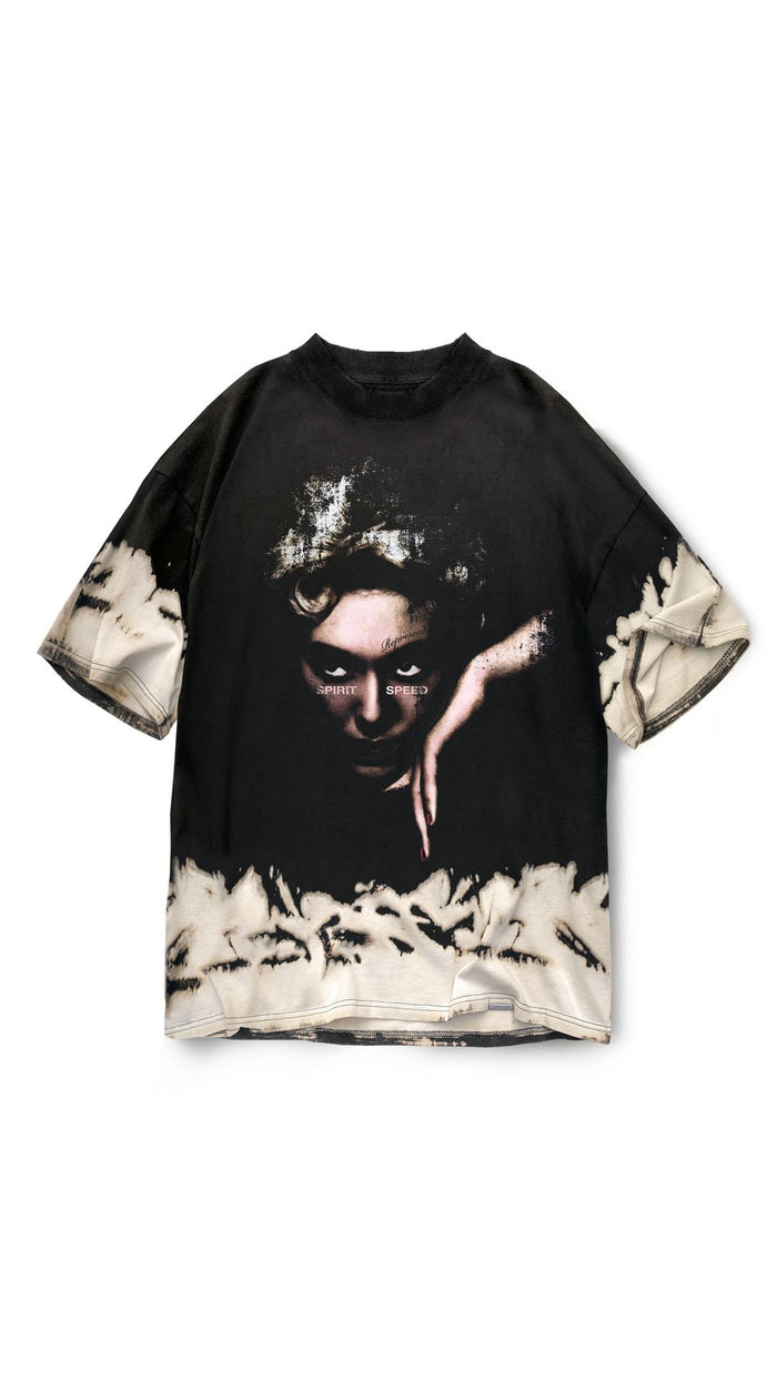REPRESENT - SPIRIT FACE T-SHIRT