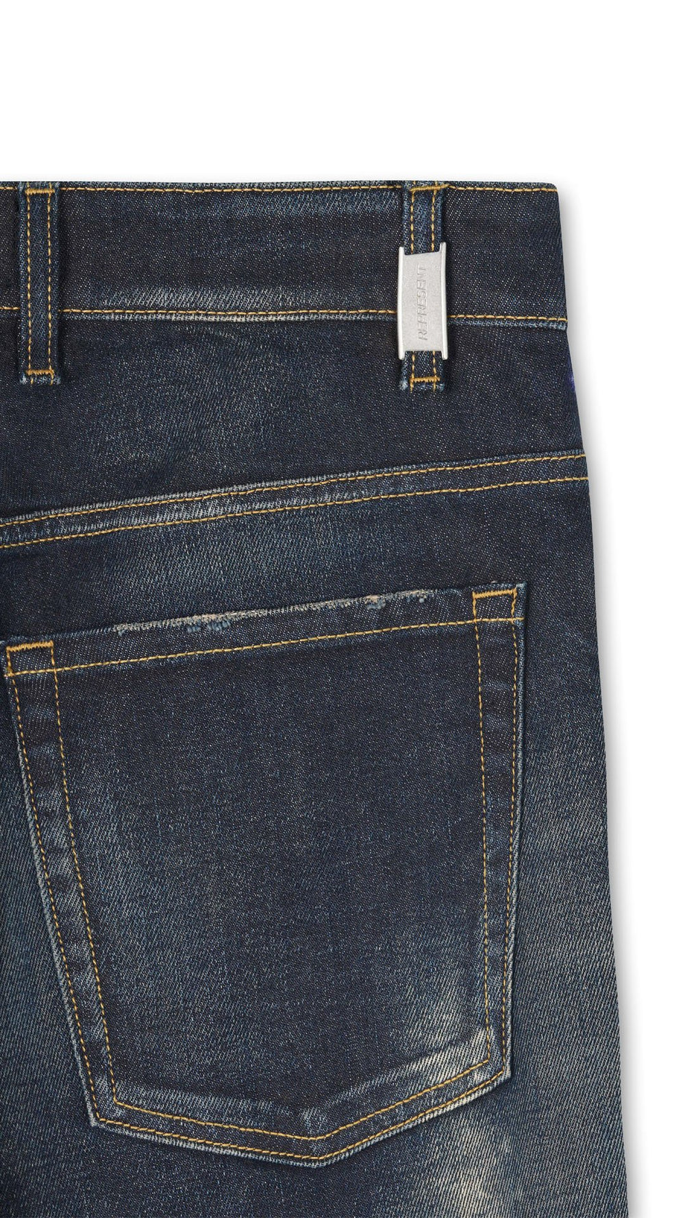 REPRESENT - DESTROYER DENIM CLASSIC BLUE