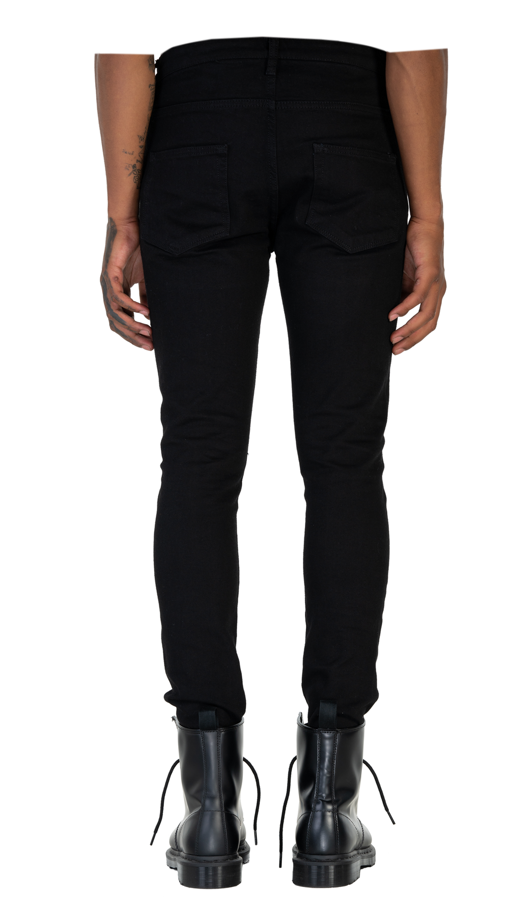 ANFA BLACK ESSENTIAL DENIM