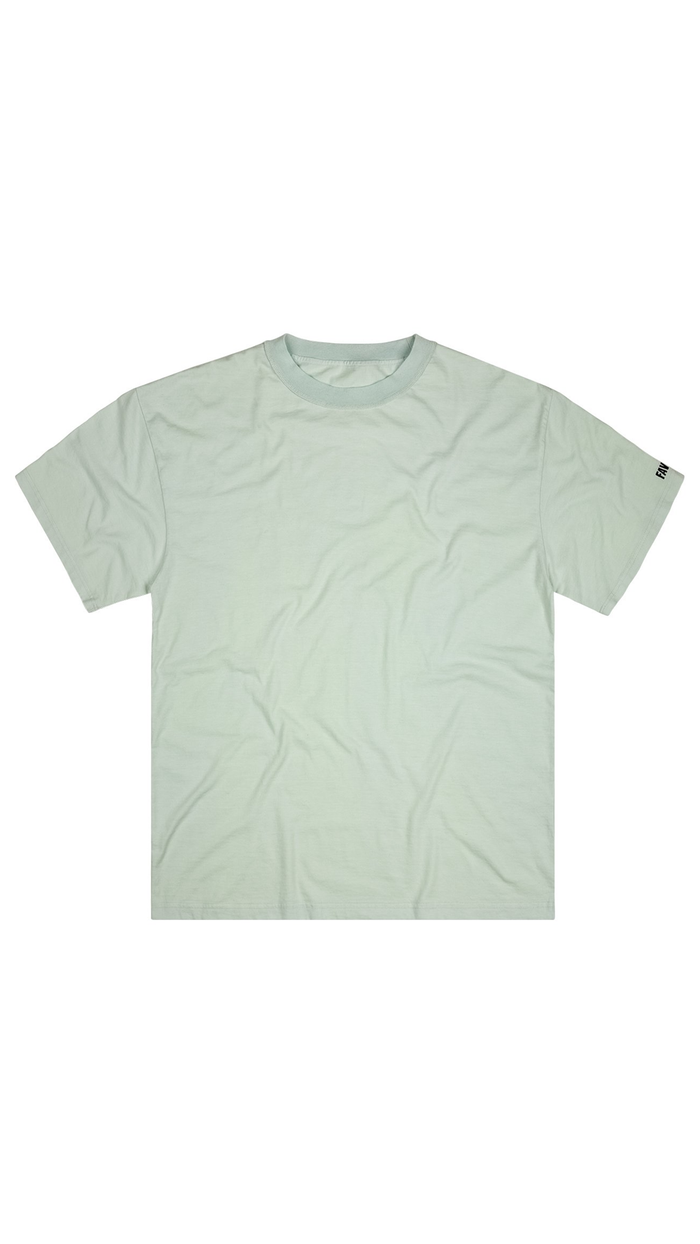WASHED MINT TEE