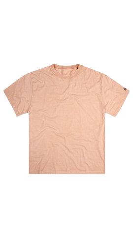 WASHED CORAL TEE
