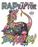 SXC Rap Raptor V2 Enhanced Matte Poster