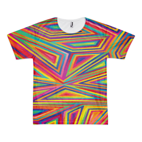 SXC Tripadelica V2 T-Shirt Full Sublimation (Unisex)
