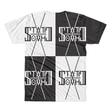 SXC Checker V2 T-Shirt Full Sublimation (Unisex)