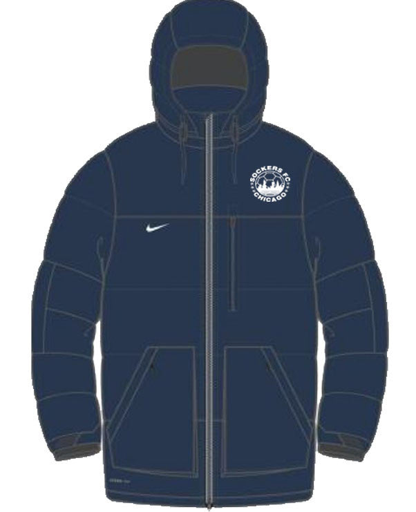 Nike Alliance Parka Jacket