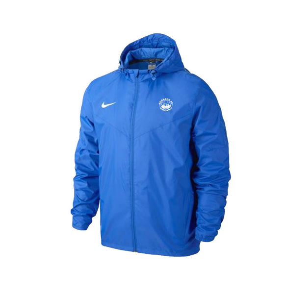 Nike Team Sideline Rain Jacket (Optional but very popular)