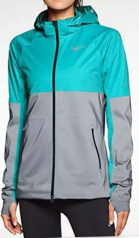 Nike Womens Flash Shield Jacket Windrunner Reflective