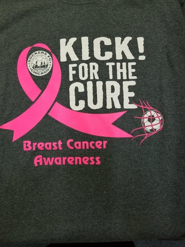 KICK FOR THE CURE SHIRT NUMBERING