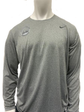 Nike Legend L/S Travel, Grey (Boys) (Youth Sizes Available)