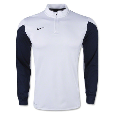 Nike Squad 14 Men's Midlayer 1/4 Zip Top (White/Navy, Black/White, Anthracite/Neon Green)