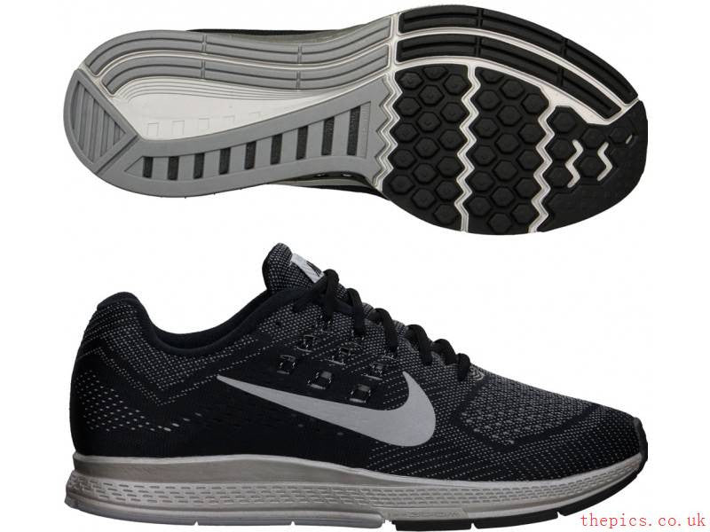 9b5a989dff17f ... Mens Nike Zoom Structure 18 Flash Running Shoes ... 683731-400 ...