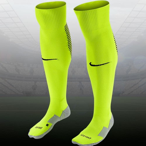 TEAM MATCHFIT CORE OTC SOCK, Volt