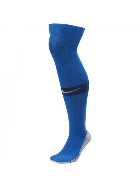 2018-19 NIKE TEAM MATCHFIT CORE OTC SOCK, Royal