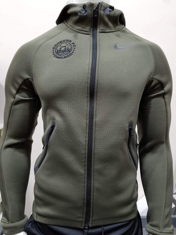 Shield ThermaSphere Max Jacket - Olive Green (Mens)