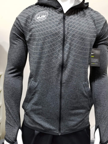 Dri-Fit Training Fleece Hoodie - Grey