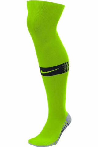 2018-19 NIKE TEAM MATCHFIT CORE OTC SOCK, Volt