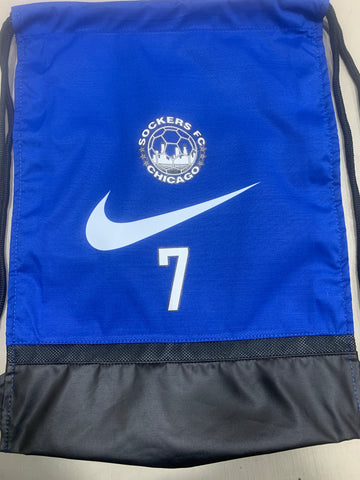Nike Academy Team Bag options, Royal