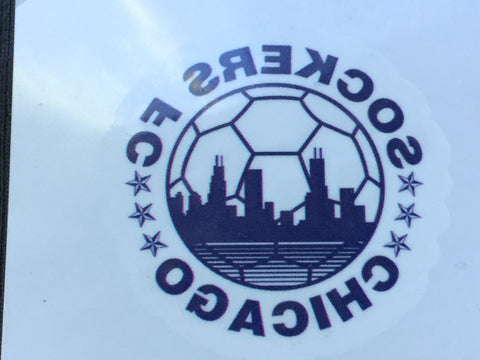 Sockers FC Temporary Tattoo