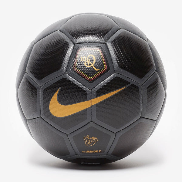 Nike Menor Futsal Soccer Ball - Black Youth