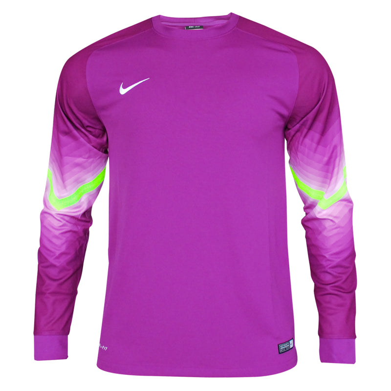 4e2d2739774 Nike L/S Goleiro Goalie Jersey, Berry – The Locker Store