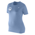 Nike S/S Legend Travel Tee, Valor Blue (Girls)