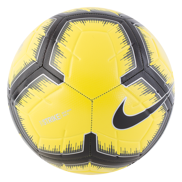 Nike Strike Soccer Ball - Yellow Size 5