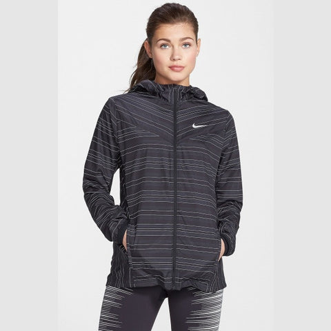 Vapor Reflective Running Jacket