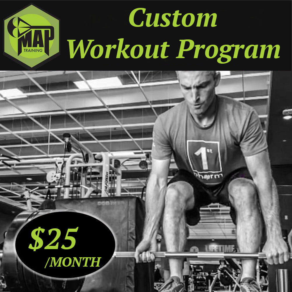 Custom Workout Program