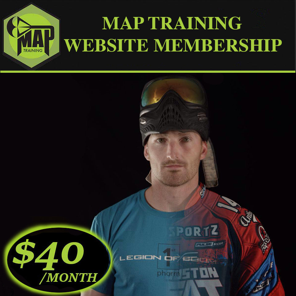 MAP Training Website Membership