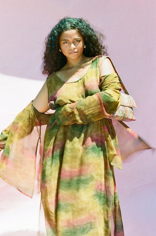 Watercolor Dress (XXL)