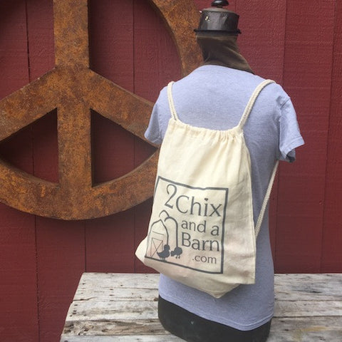 2 Chix Cinch Sack