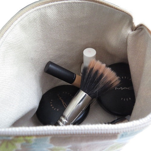 Makeup Bag - Heather