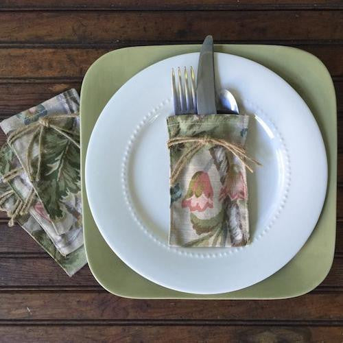 Flatware Sleeves - Marilyn