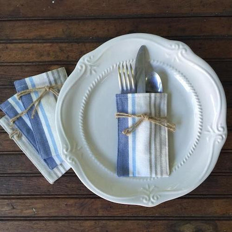 Flatware Sleeves - Olivia