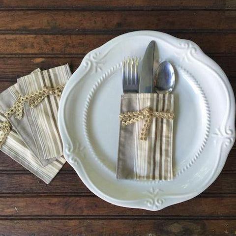 Flatware Sleeves - Suzie
