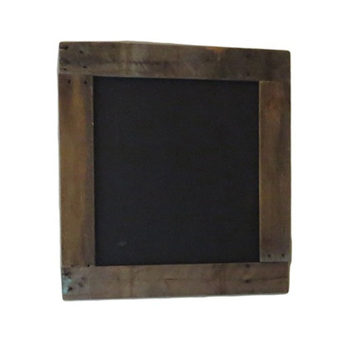 Barnwood Chalkboard - Medium