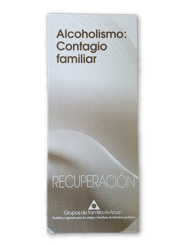 Alcoholismo, contagio familiar